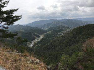 鳳来寺山の写真